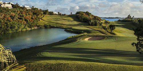 Tucker's Point Club Bermuda golf packages